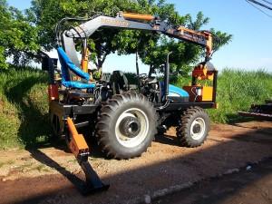 GRUA FLORESTAL – HBF 6000 TR – SEMI-NOVO